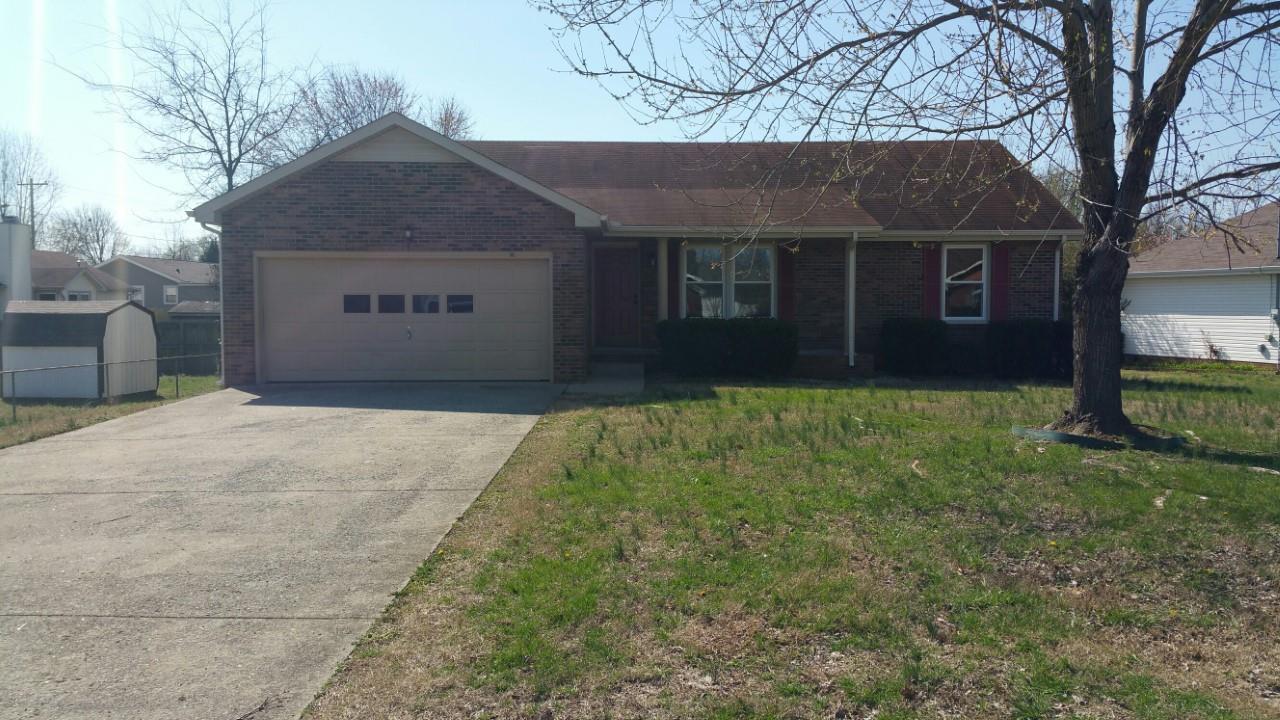 1766 Forrestdale Dr Clarksville, TN 37042