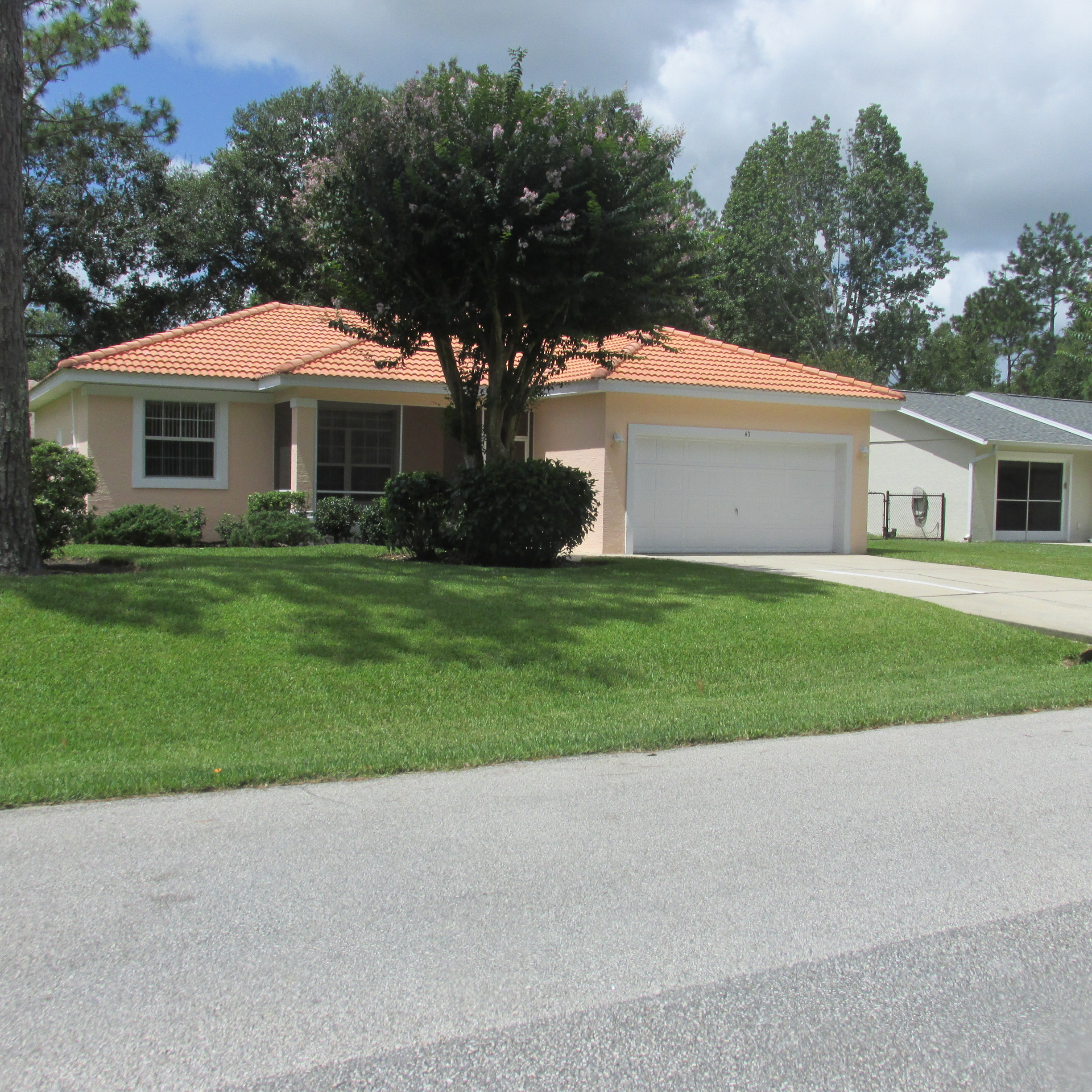 43 Walker Dr. Palm Coast, FL
