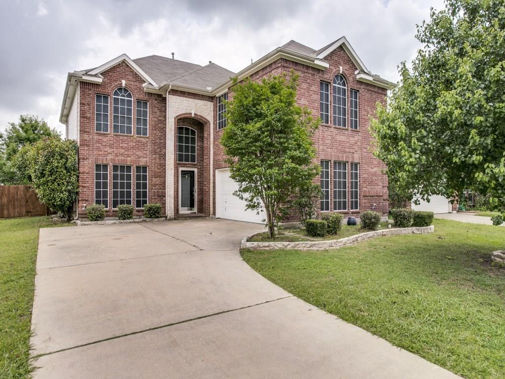 1407 Chateau Lane, Mansfield, TX