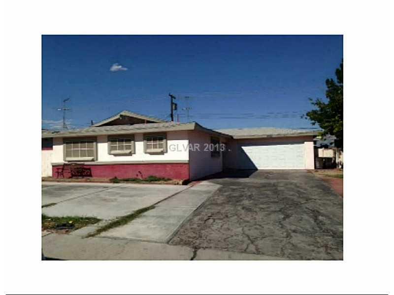3668 Florrie Avenue, Las Vegas, NV 89121