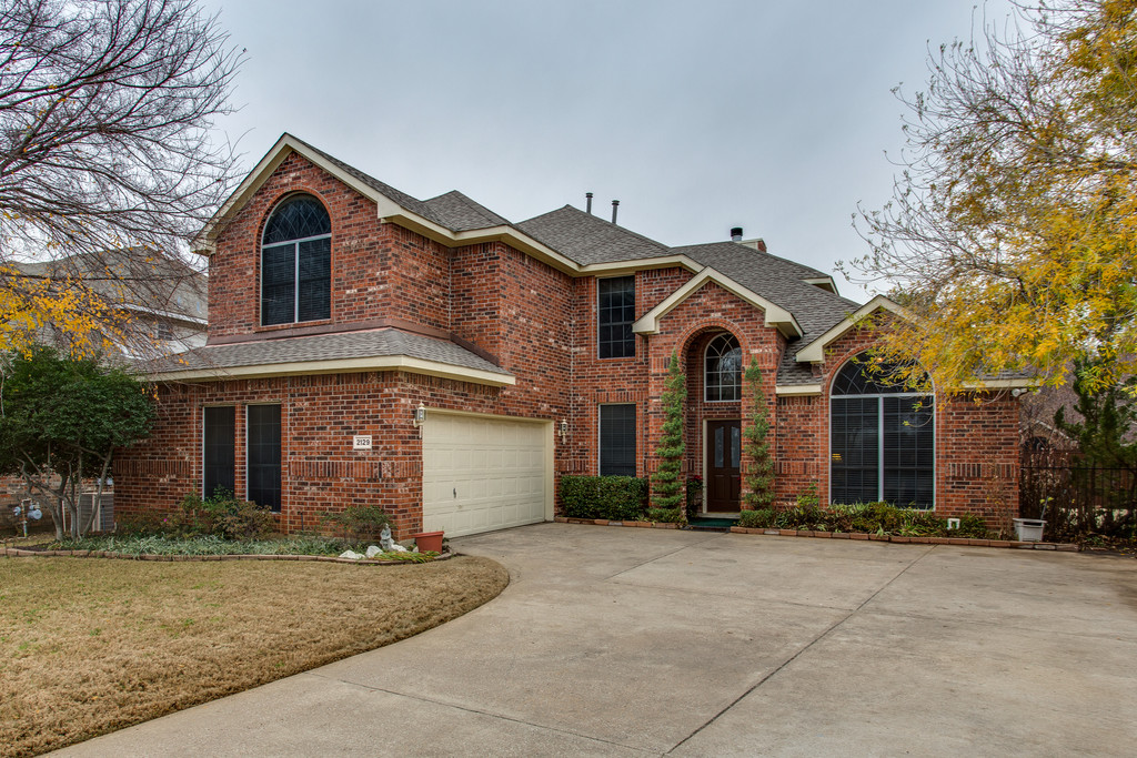 2129 Tournament Ln., Flower Mound, TX 75028