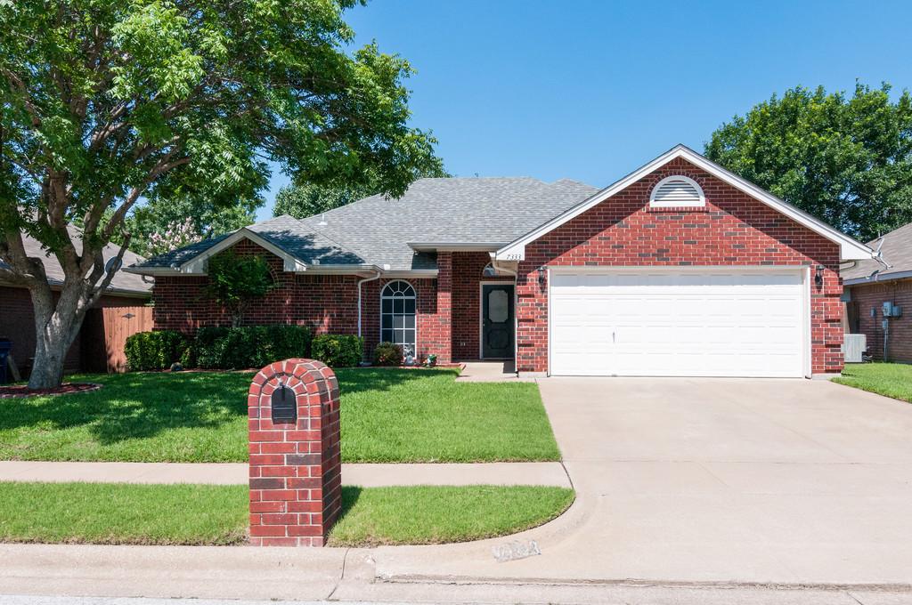 7333 Glen Dr., Watauga, TX 76148