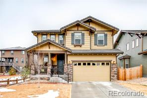 10348 SIerra Ridge Lane Parker, CO 80134