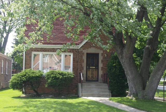 10700 S Sangamon St. Chicago, IL.