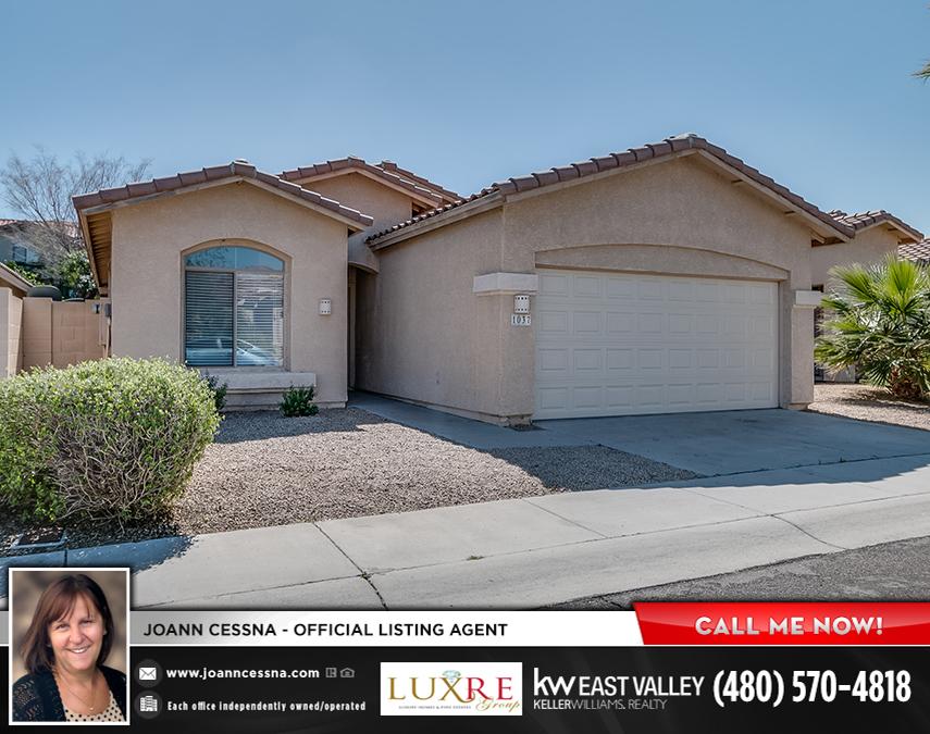 1037 E. Susan Lane, Tempe, AZ