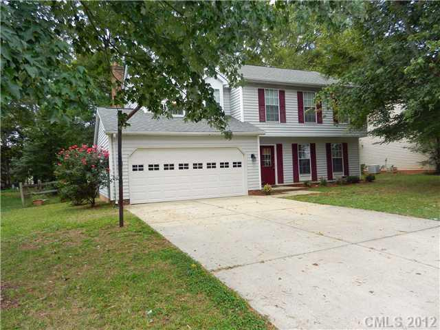11326 Red Hickry Ln., Charlotte, NC 28273