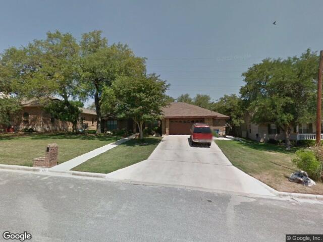 427 Tanglewood Drive New Braunfels, TX 78130