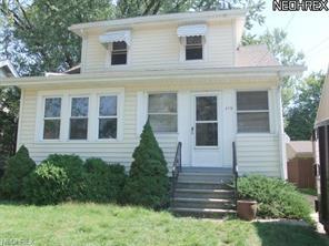 475 Newell Ave Akron Ohio 44035