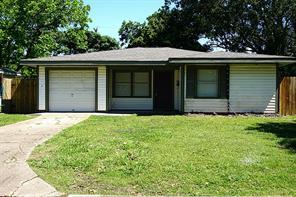 3022 Vance, Texas City