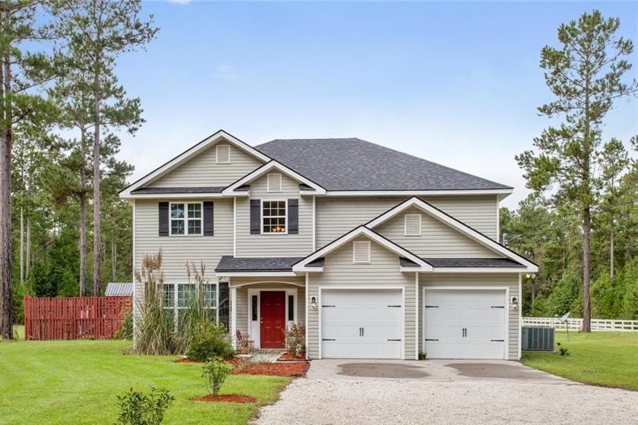 227 Barrington Ferry Road, Riceboro, Georgia 31323