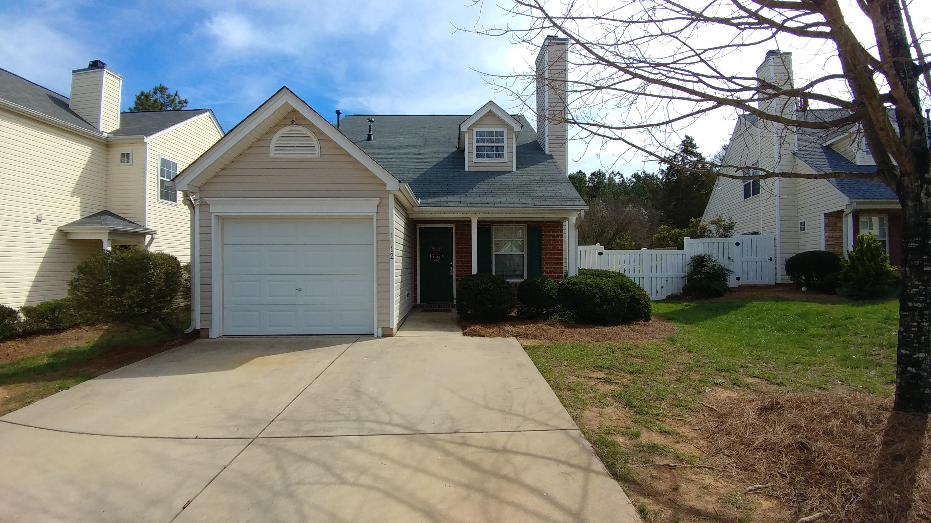 1612 Beacon Village Drive Raleigh, NC