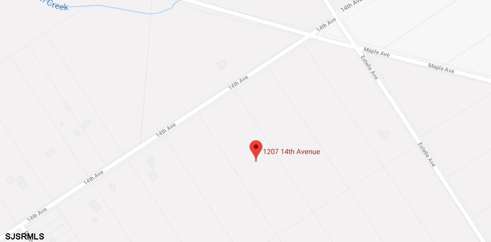 1207 14th Ave. Dorothy, NJ 08317