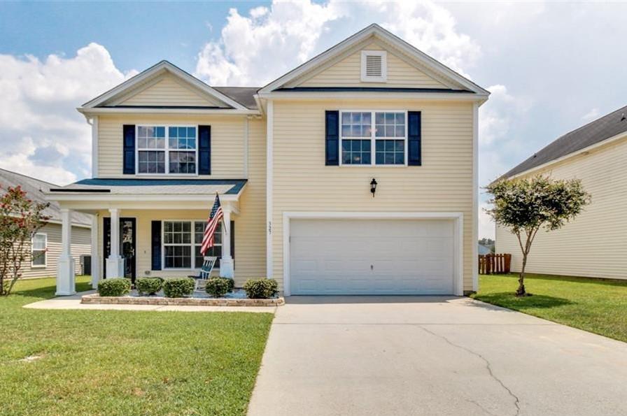 327 Winchester Drive, Pooler, Georgia 31322