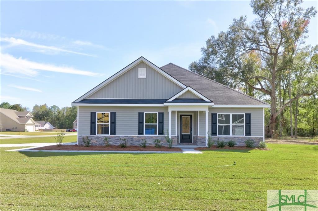 608 Bledsoe Drive, Guyton, Georgia 31312