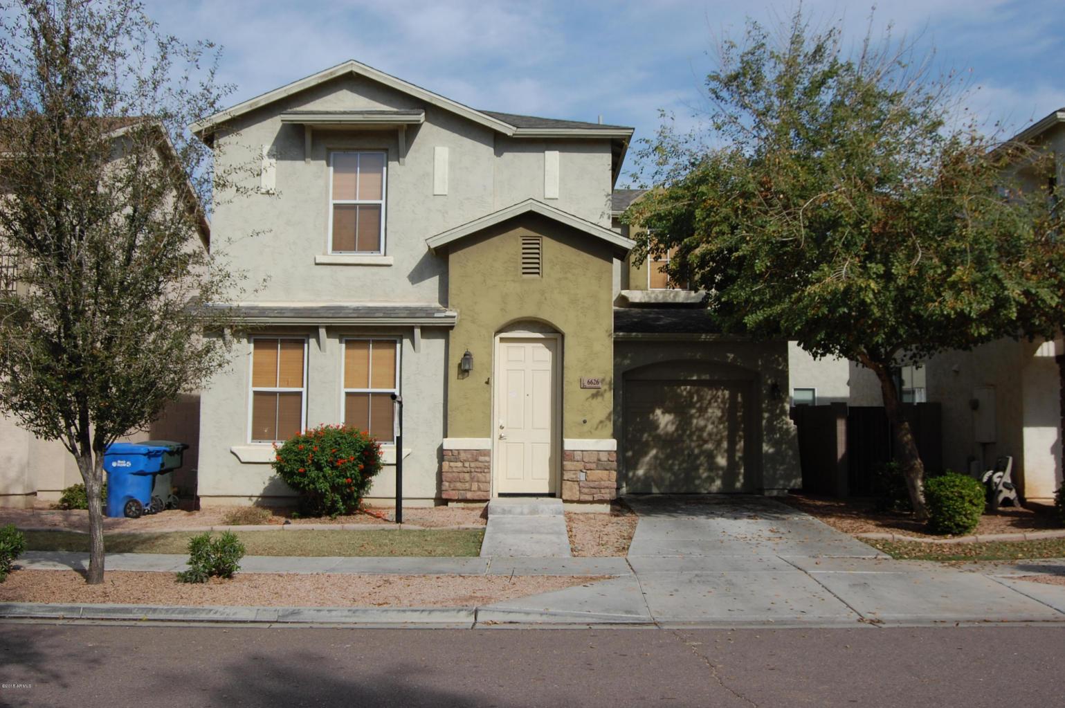 6626 W Polk ST, Phoenix, AZ 85043