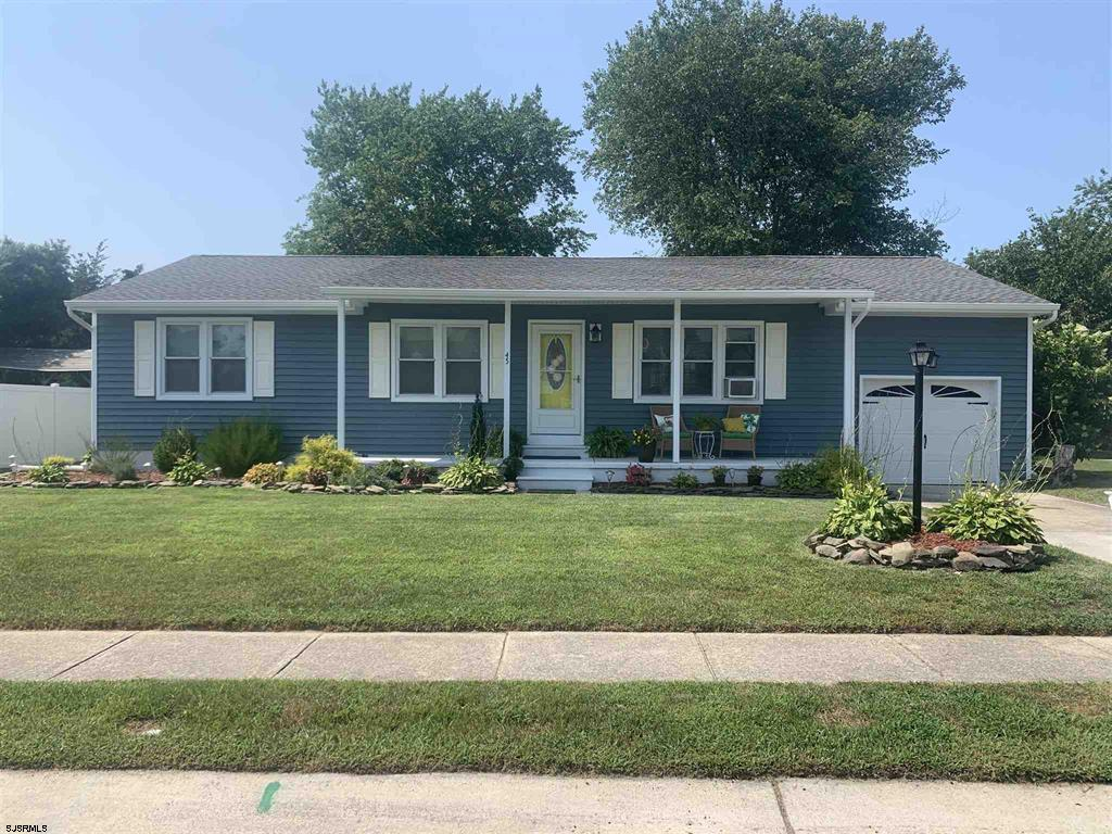 45 Bucknell Rd. Somers Point, NJ 08244