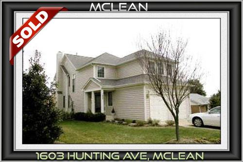1603 HUNTING AVE, MCLEAN, VA 22102