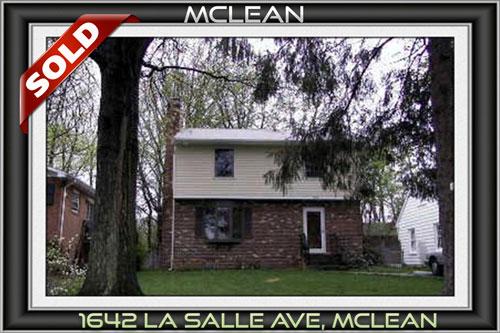 1642 LA SALLE AVE, MCLEAN, VA 22102