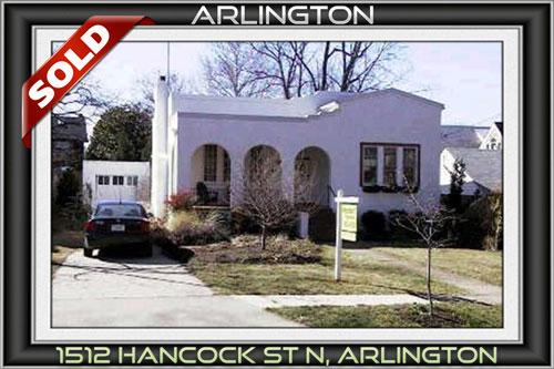 1512 HANCOCK ST N, ARLINGTON, VA 22201