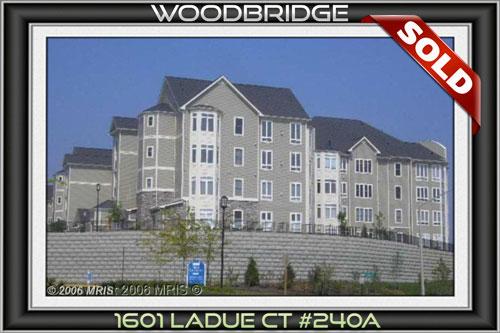 1601 LADUE CT #204A, WOODBRIDGE, VA 22191