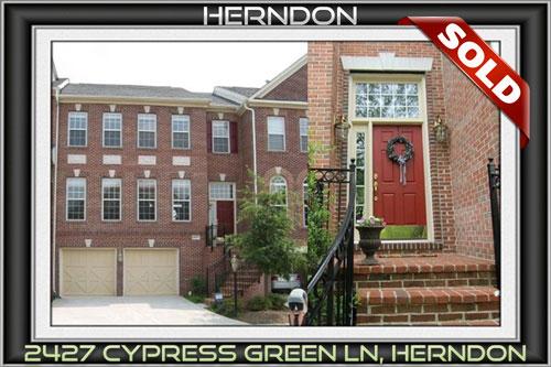 2427 CYPRESS GREEN LN, HERNDON, VA 20171