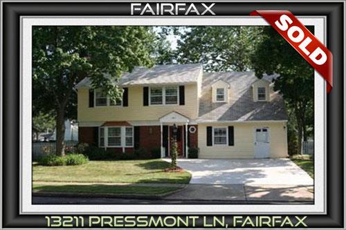13211 PRESSMONT LN, FAIRFAX, VA 22033