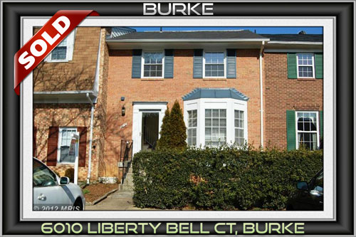 6010 LIBERTY BELL CT, BURKE, VA 22015