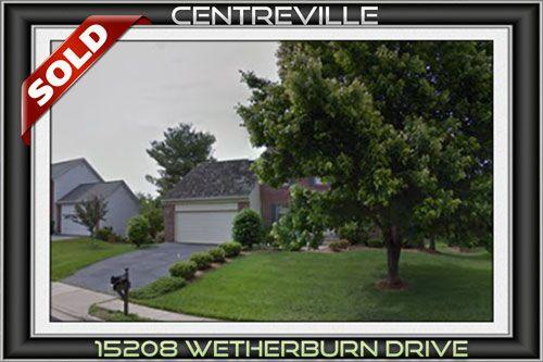 15208 WETHERBURN DR, CENTREVILLE, VA 20120