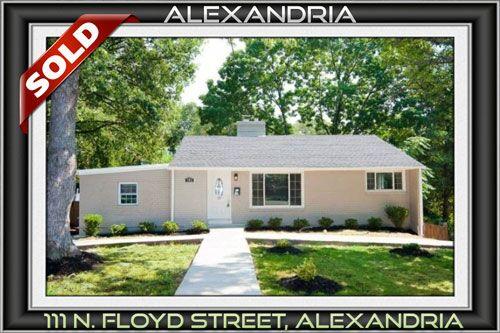 111 FLOYD ST, ALEXANDRIA, VA 22304