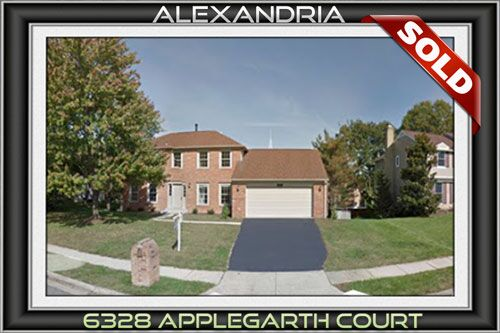 6328 APPLEGARTH CT, ALEXANDRIA, VA 22312