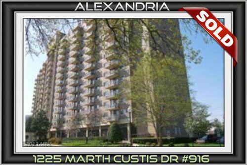 1225 MARTHA CUSTIS DR #916, ALEXANDRIA, VA 22302