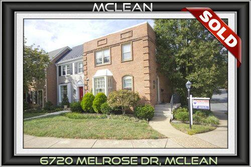 6720 MELROSE DR, MCLEAN, VA 22101