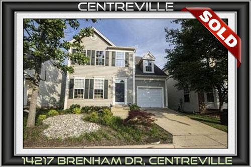 14217 BRENHAM DR, CENTREVILLE, VA 20121