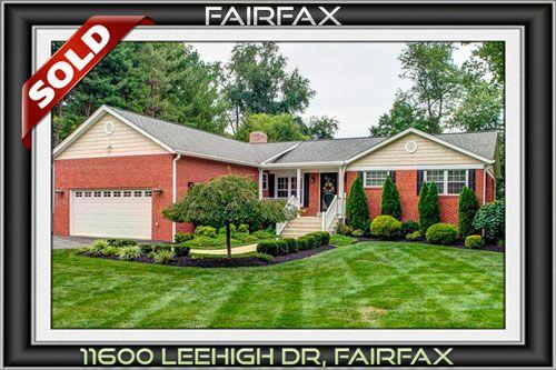 11600 LEEHIGH DR, FAIRFAX, VA 22030