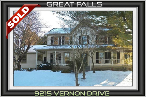 9215 Verndon DR, Great Falls VA, 22066