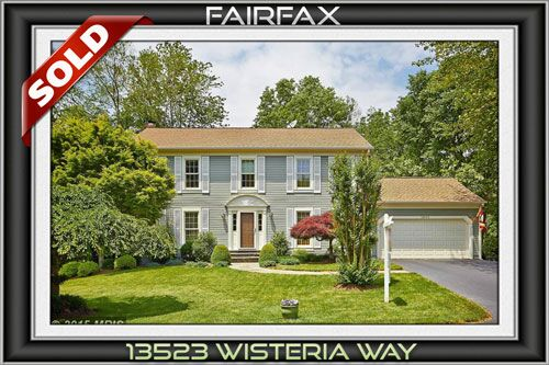 13523 Wisteria Way, Fairfax VA 22083
