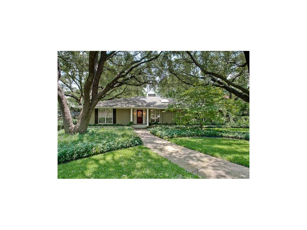 6636 Longfellow Dr., Dallas TX