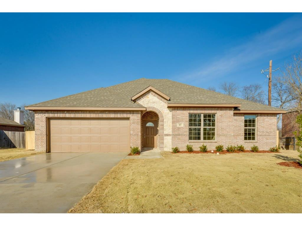 413 Harvard Dr. Glenn Heights, TX 75154