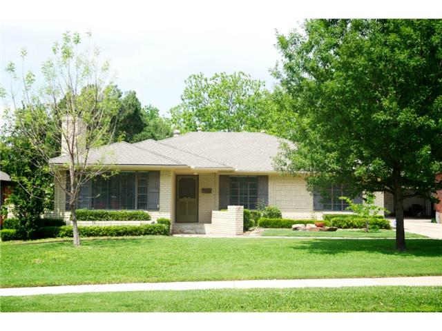 6211 Marquita Avenue Dallas, TX 75214