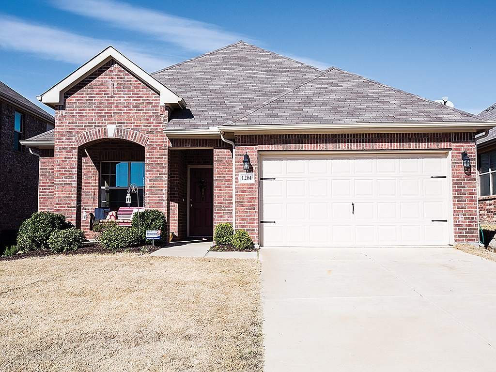 1261 Waterford Dr Little Elm, TX  75068