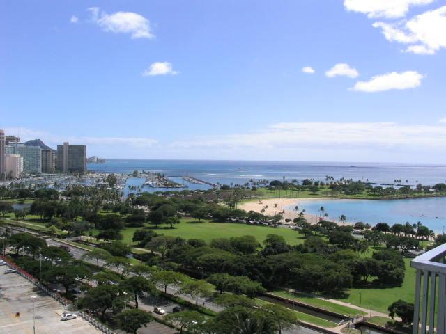 1350 Ala Moana Blvd., Honolulu