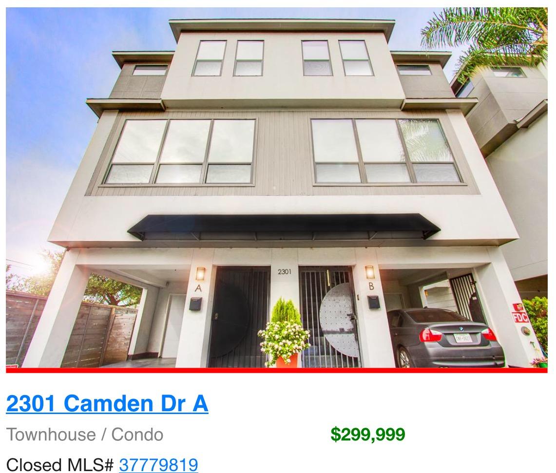 2301 Camden Dr