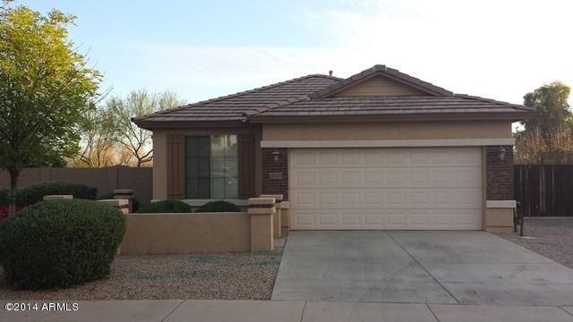 21521 E CALLE DE FLORES --, Queen Creek, AZ 85142